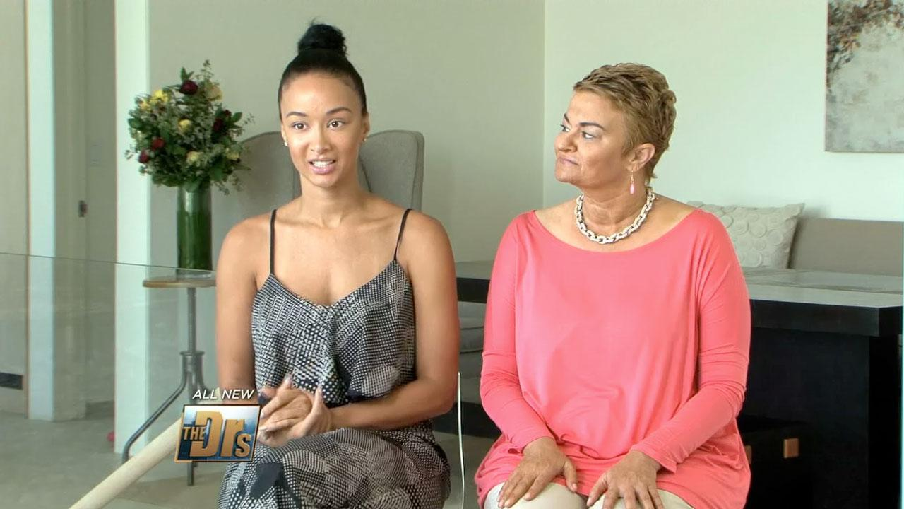 Draya Michele Gives Mom Gift Of Plastic Surgery The