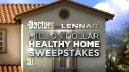 Million Dollar Healthy Home Giveaway!