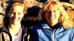 amanda peterson and her sister