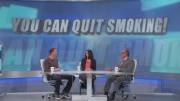 The Doctors and Christine, part of CDC's Tips from Former Smokers campaign