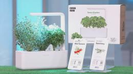 pic of the smart garden