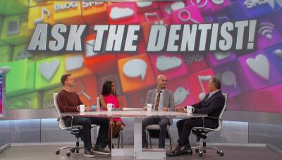 ask the dentist background
