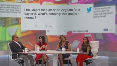 The Doctors answer a viewer's question from social media