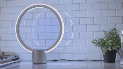 The C by GE Sol Smart Lamp