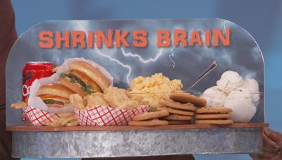foods that shrink your brain